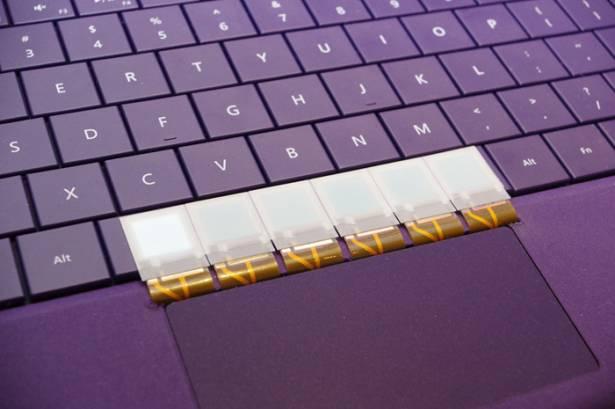 Computex 2015 : Synaptics 將觸控與指紋辨識帶入電競遊戲,希望藉此讓鍵盤、滑鼠有全新的面貌