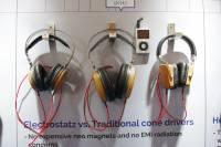 Computex 2015 :具動圈 靜電混和耳機技術的茂宇科技展出新一代 IN2UIT 木殼耳機產品
