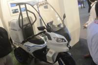 Computex 2015:蓋亞GAIUS的電動機車,是未來商用的想像