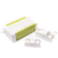 有如變形金剛一樣的收納盒 捲線器 立架的 Intuitive Cube A-Cube收納組