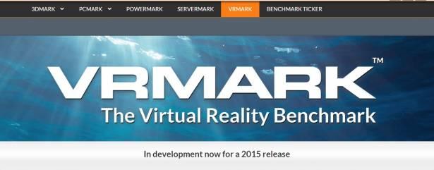 為 VR 世代做準備, Futuremark 宣布 2015 年內將推出 VRMARK 基準測試
