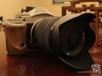 Hasselblad 版 A7R 代號 Lusso 的新機外觀曝光
