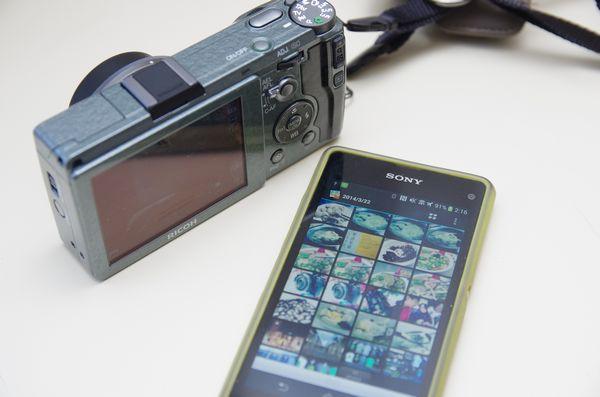 當相機都開始內建 WiFi 後, Eyefi 也選擇擁抱趨勢提供 app 、可支援特定相機直接傳輸