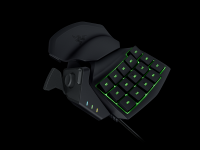 Razer 產品 Chroma 化再添新成員,單手鍵盤 Tartarus Chroma 登場