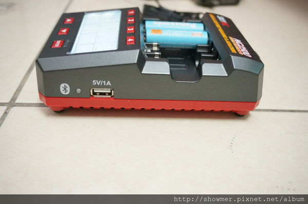 SkyRC NC2500 殺手級鎳氫電池充電器