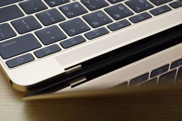 呈現極致機構設計的重生,蘋果 MacBook (2015)動手玩