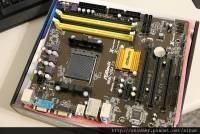 不死的 N68 來自 ASRock 的 AMD 系奇蹟神板 N68C-GS4 FX