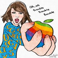 今日新聞淺談:Taylor 發聲為音樂人爭取權益,獲得蘋果正面回應