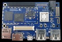 搭載 Snapdragon 400 處理器的 IoE 開發版 DragonBoard 410c 嵌入