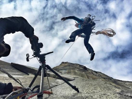 Google 公布首個以垂直方向拍攝、攻克全球最大花崗岩 El Capitan 的 Street View
