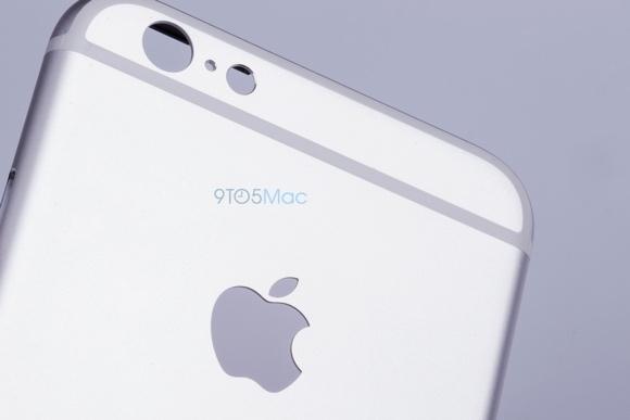 疑似 iPhone 6s 金屬機身曝光,外觀與 iPhone 6 相近不過內結構經過微調