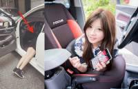 [攝影小教室] 業配文照片這樣拍(一):神癮少女之藍牙接收器車內攝影