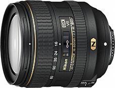 Nikon 推出 DX 鏡 16-80mm F2.8-4.0 ,以及 FX 片幅 500mm F4 、 600mm F4 兩款望遠定焦鏡