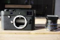 感受黑白世界之美, Leica M Monochrom typ246 動手玩
