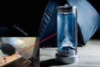 [攝影小教室] 業配文照片這樣拍(三):用閃燈高速凝結的「大人的科學」水龍捲風機