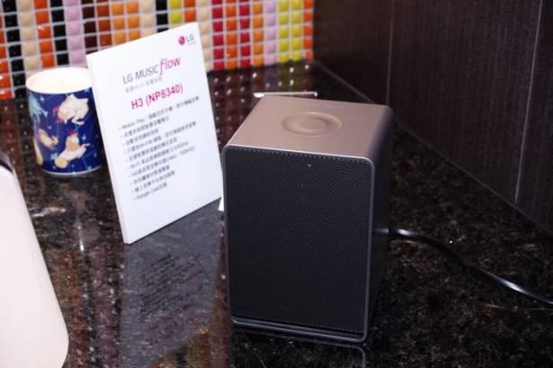 以 WiFi 打造高品質音樂鑑賞環境, LG 發表多款智慧 HiFi 音響產品