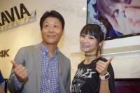 日本動漫歌手 LiSA 再訪西門 Sony 旗艦店,盼粉絲能用 Hi-Res 音樂感受宛若親臨現場的氛圍