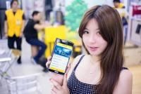 不需消費就能抽東京來回機票與 iPhone~ 快到燦坤參加「大金冷宮大金奇」iBeacon 任務挑戰!