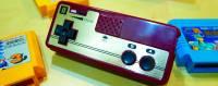 手把?大聲公?讓你傻傻分不清楚~任天堂紅白機2P手把造型擴音器開箱