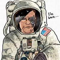 今日新聞淺談:NASA 計畫在登陸月球後的 26 年再度重回月球,還打算打造基地呢