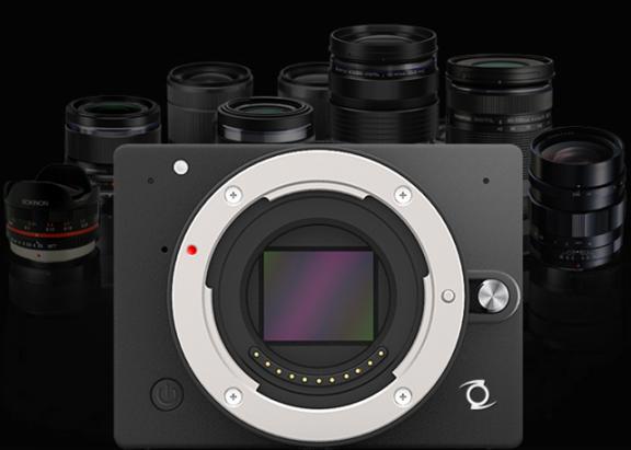 超小巧的 m43 可換鏡頭 4K 相機,中國廠商深圳視覺在集資網站推出 E1 Camera