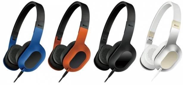 KEF 再推延續紅點大獎耳機 M500 之多色新款耳機 KEF M400
