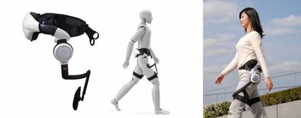 機器人工學醫療新應用~本田技研工業應用ASIMO機器人技術開發步行輔助器