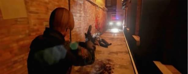 重回當初的恐怖感!「惡靈古堡2 Reborn」重製版遊戲動畫讓你再次體會刺激