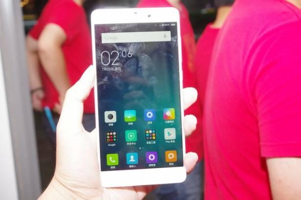小米手機 Note 在台推出,直接推出 64GB 標準版本