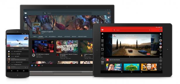 遊戲玩家福音 Google 將推遊戲專屬 YouTube Gaming 平台