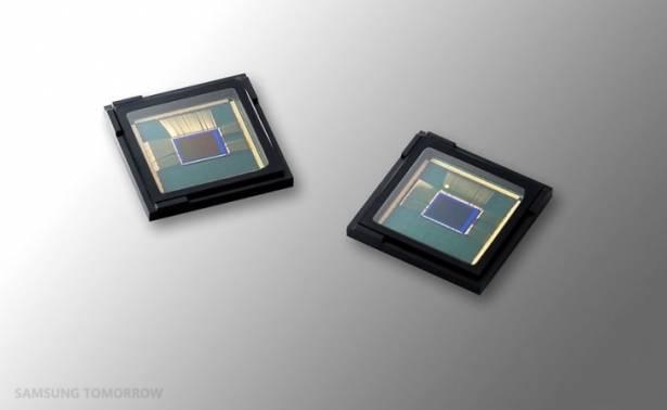 三星發表業界首款畫素點達 1.0μm 的行動設備用 16MP 感光元件