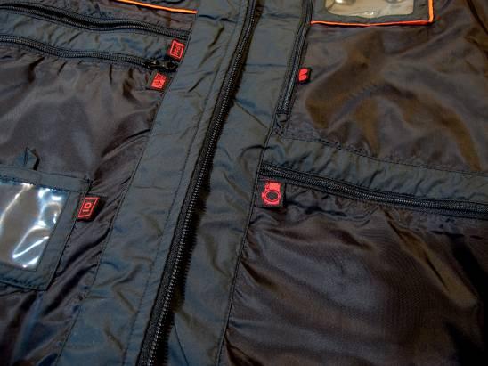 口袋超多出門不用背包包~St.Bonalt 聖伯納智慧衣實測