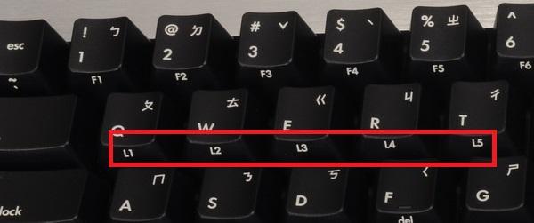 TEX機械式鍵盤動手玩