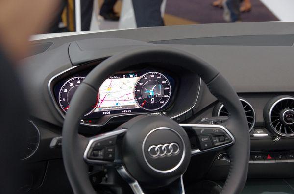 自己的自動駕駛自己做, Audi 、 BMW 與賓士三大德系車廠宣布聯合收購 Here Map 團隊