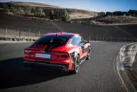 Audi 展示 Roddy RS 7 概念車賽道自動駕駛短片,下一代頂級房車 A8 將會搭載基於此的