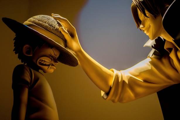 [面白日本] 東京鐵塔海賊王展「魯夫主題館」,將經典場景變成「3D 立體實境」!