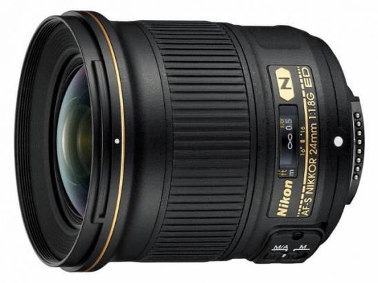 Nikon FX 格式新鏡頭三連發,新版標準變焦鏡皇、高倍變焦與 24mm 廣角定焦登場