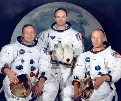 到月球出差怎麼報帳?阿波羅11號的出差報告教你怎麼寫