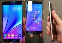 Galaxy Note 5 清晰照片曝光,在三星旗艦機要求可插卡 換電池已經是緣木求魚了?