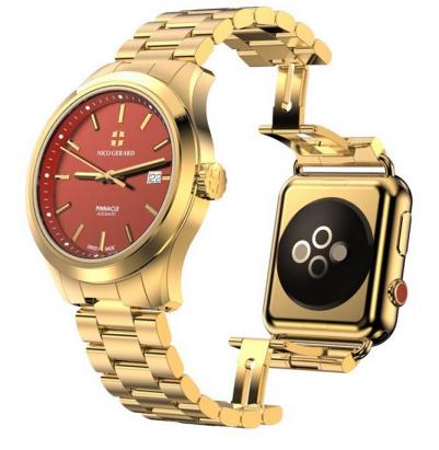 今日新聞淺談:Nico Gerard 將 Apple Watch 變成雙面間諜