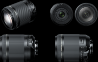 Tamron 發表 18-200mm F 3.5-6.3 Di II VC ,僅 400 克的 APS-C 高倍旅遊變焦鏡