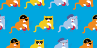 讓喵星人佔據你的 Firefox 瀏覽器