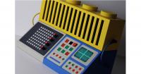 瑞典設計師Love Hulten用樂高積木元素,創作出音樂混合生成器與古早電玩筐體主機