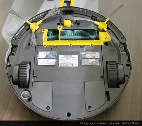 科沃斯 ECOVACS DEEBOT D79 智慧地板清潔機器人 再次與吸塵器結合的好創意