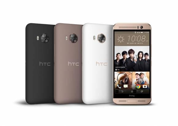融合 M9+ 與 E9+ 特色, HTC One ME Dual SIM 在台推出