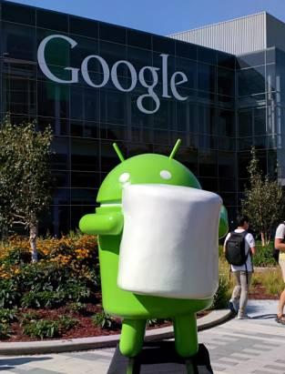 Android 6.0 代表甜食正式公布, M 即是 Marshmallow 棉花糖!