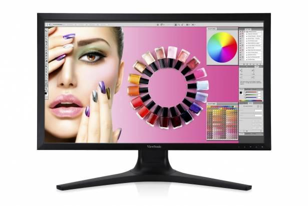 ViewSonic 推出搭載 HDMI 2.0 之 27 吋 4K 專業顯示器,具 100% sRGB 及 Delta E ≤2 色彩精準度