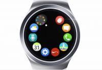 三星 Gear S2 智慧錶預告上線,揭露環狀排列介面 心律偵測與通話功能
