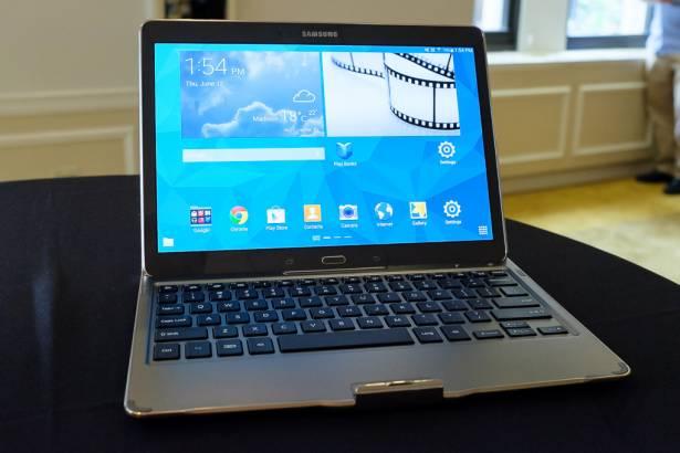 Samsung: 這次能對抗 iPad, 揭曉新一個平板系列 Galaxy Tab S [圖庫+影片]