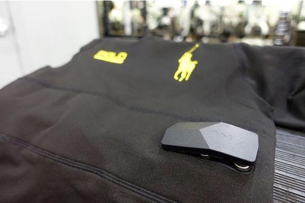 具有大數據概念的智慧衣要價約八千八百元